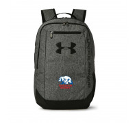 Under Armour Hustle Backpack серый